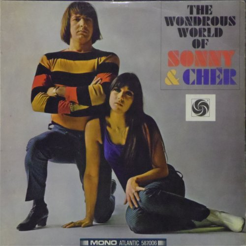 Sonny and Cher<br>The Wondrous World of<br>LP