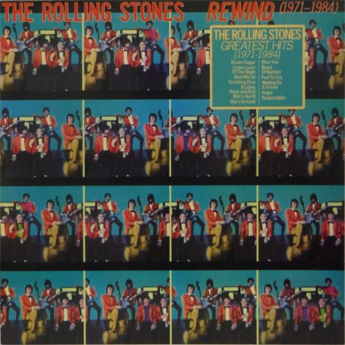 The Rolling Stones<br>Rewind 1971-1984<br>LP (UK pressing)