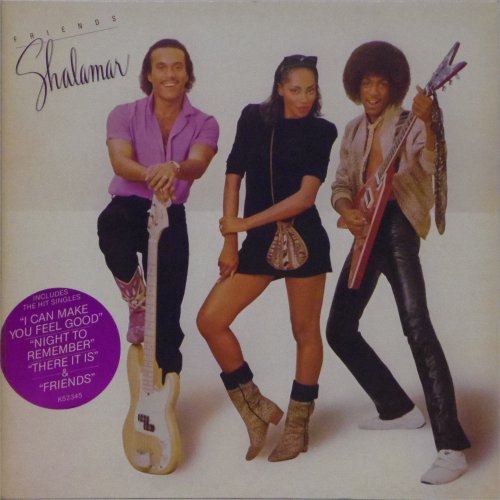 Shalamar<br>Friends<br>LP