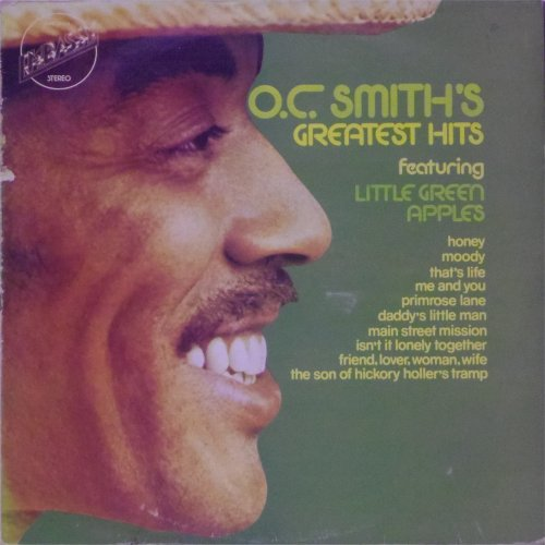 OC Smith<br>Greatest Hits<br>LP