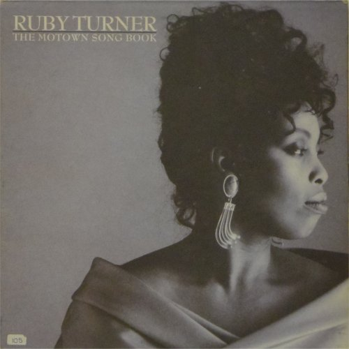 Ruby Turner<br>The Motown Song Book<br>LP