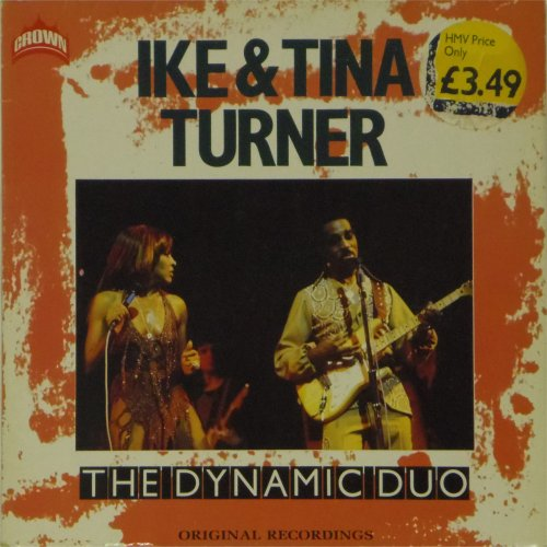 Ike & Tina Turner<br>The Dynamic Duo<br>LP