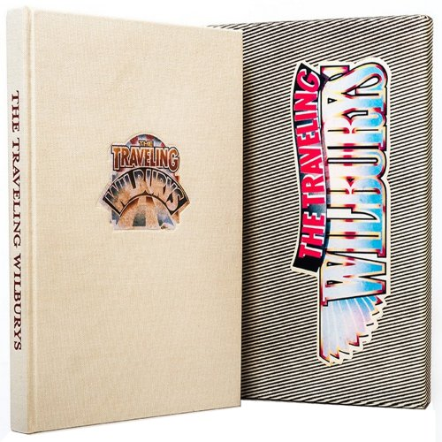 TRAVELING WILBURYS<br>HANDLE WITH CARE<br>LIMITED EDITION BOOK
