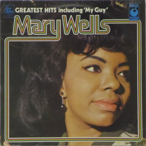 Mary Wells<br>Greatest Hits<br>LP