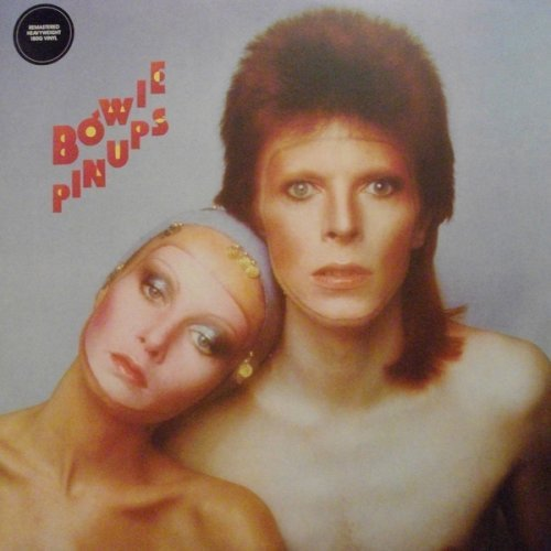 David Bowie<br>Pin-Ups<br>(New 180 gram re-issue)<br>LP