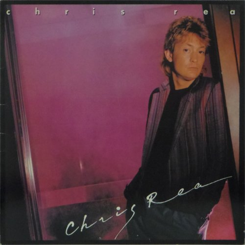 Chris Rea<br>Untitled<br>LP (UK pressing)