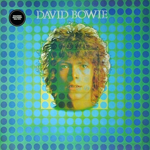David Bowie<br>David Bowie<br>(New 180 gram re-issue)<br>LP