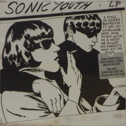 Sonic Youth<br>Goo<br>(New re-issue)<br>LP