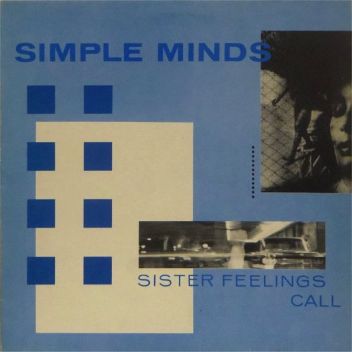 Simple Minds<br>Sister Feelings Call<br>LP