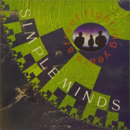 Simple Minds<br>Street Fighting Years<br>LP