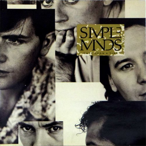Simple Minds<br>Once Upon A Time<br>LP