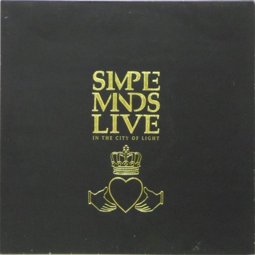 Simple Minds<br>Live In The City of Light<br>Double LP