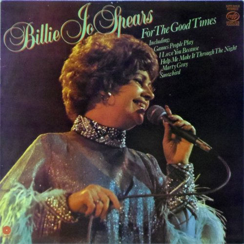 Billie Jo Spears<br>For The Good Times<br>LP