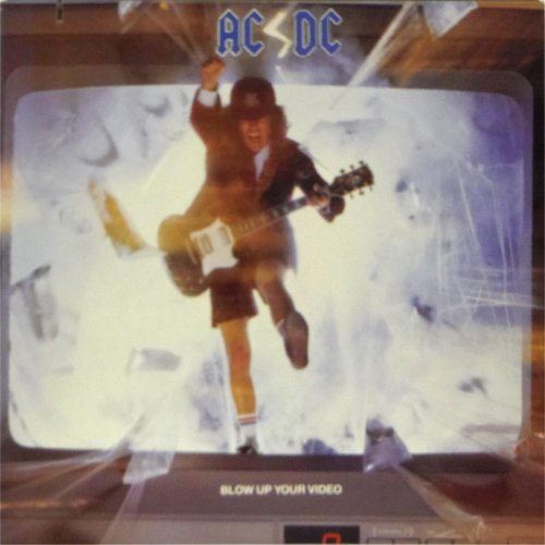 AC/DC<br>Blow Up Your Video<br>LP (US pressing)