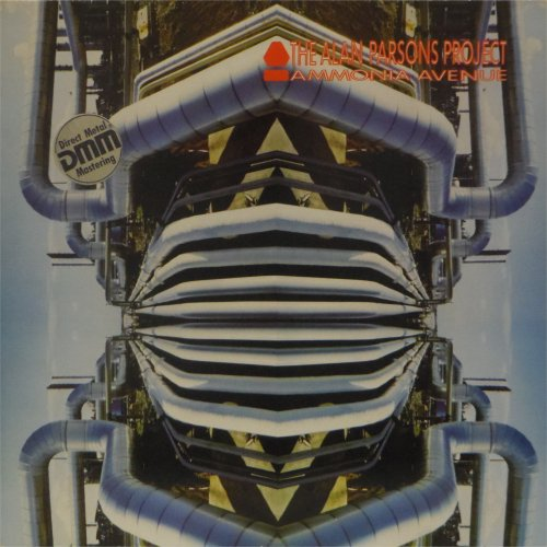 The Alan Parsons Project<br>Ammonia Avenue<br>LP (GERMAN pressing)