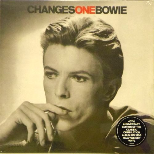David Bowie<br>Changes One Bowie<br>(New 180 gram re-issue)<br>40th Anniversary LP