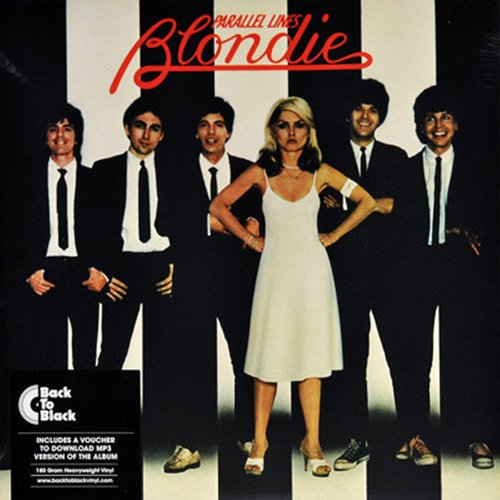 Blondie<br>Parallel Lines<br>(New 180 gram re-issue)<br>LP