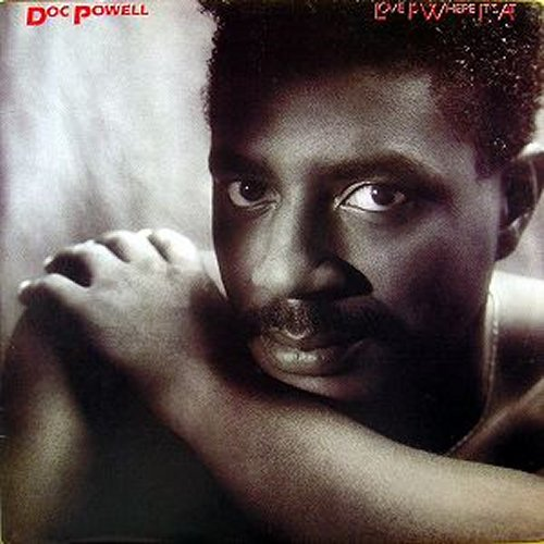 Doc Powell<br>Love Is Where It's At<br>LP