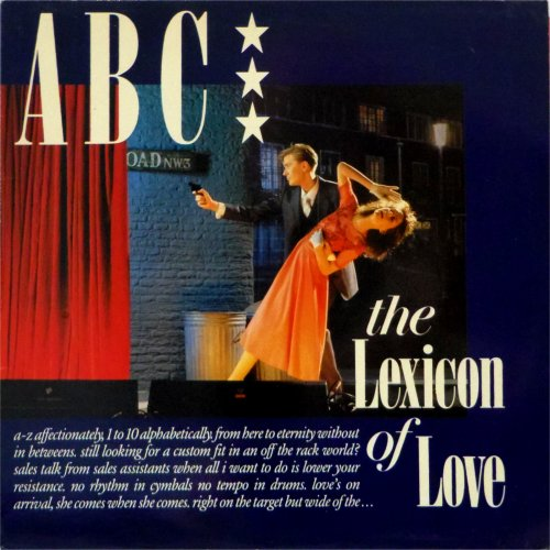 ABC<br>The Lexicon of Love<br>LP