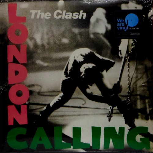 The Clash<BR>London Calling<br>(New 180 gram re-issue)<br>Double LP