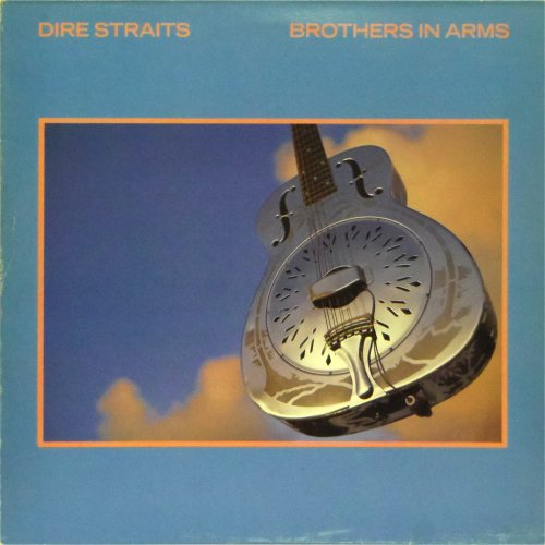 Dire Straits<br>Brothers In Arms<br>LP