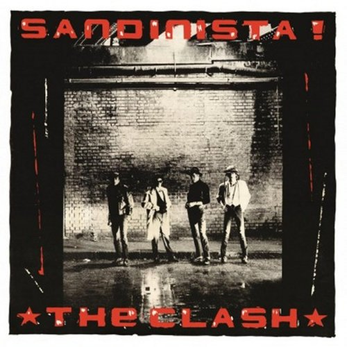 The Clash<br>Sandinista<br>(New 180 gram re-issue)<br>Triple LP