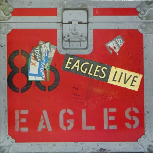 The Eagles<br>Live<br>Double LP (GERMAN pressing)