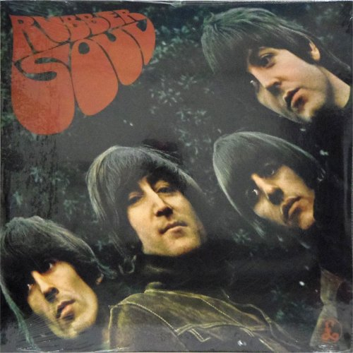 The Beatles<br>Rubber Soul<br>LP (New re-issue)