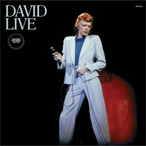 David Bowie<br>David Live<br>(New 180 gram re-issue)<br>Triple LP