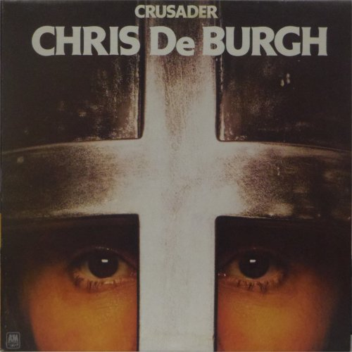Chris De Burgh<br>Crusader<br>LP (UK pressing)