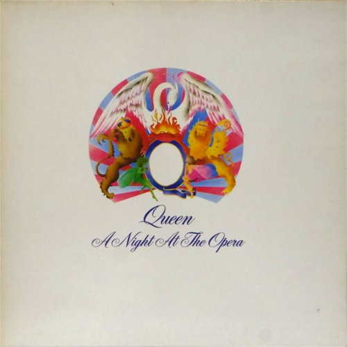 Queen<br>A Night At The Opera<br>LP (DUTCH BOVEMA pressing)