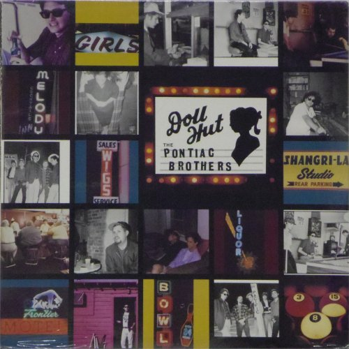 The Pontiac Brothers<br>Doll Hut<br>LP