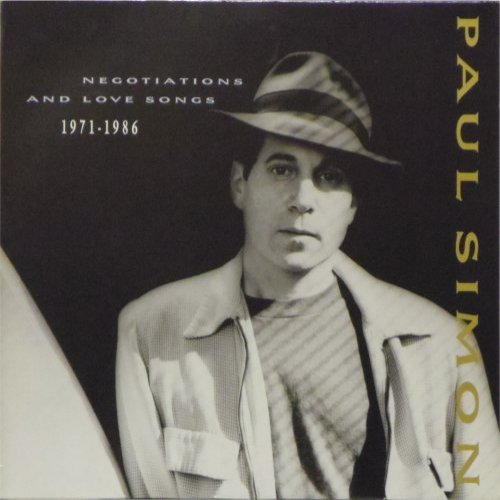 Paul Simon<br>Negotiations and Love Songs<br>Double LP
