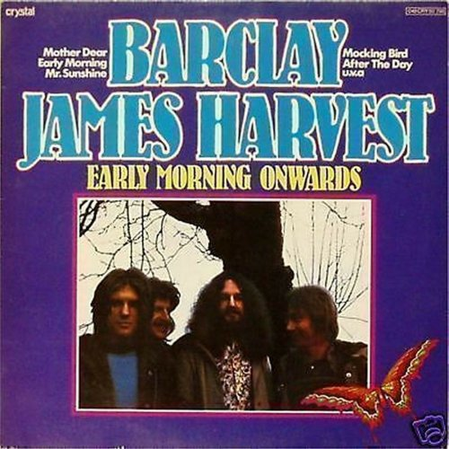 Barclay James Harvest<br>Early Morning Onwards<br>LP