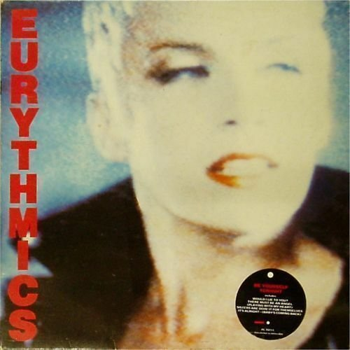 Eurythmics<BR>Be Yourself Tonight<br>LP (ITALIAN pressing)
