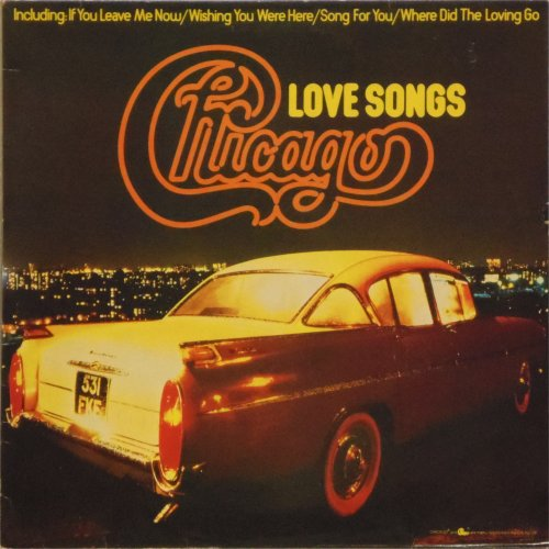 Chicago<BR>Love Songs<br>LP