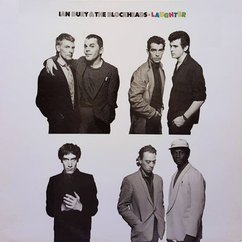Ian Dury<br>Laughter<br>(New re-issue)<br>LP