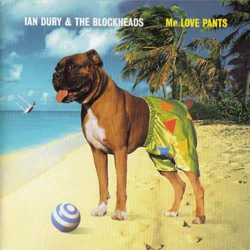 Ian Dury<br>Mr Love Pants<br>(New re-issue)<br>LP
