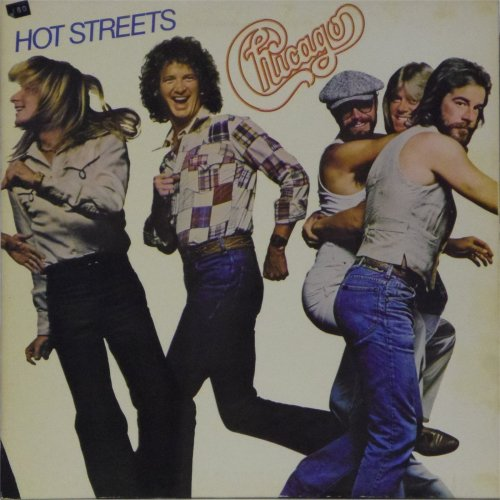 Chicago<br>Hot Streets<br>LP