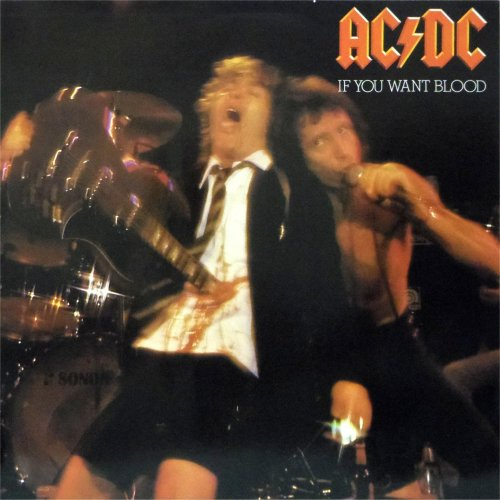 AC/DC<br>If You Want Blood<br>LP (GERMAN pressing)