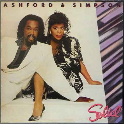 Ashford & Simpson<br>Solid<br>LP (UK pressing)