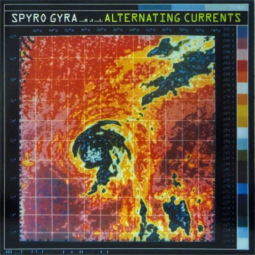 Spyro Gyra<br>Alternating Currents<br>LP (GERMAN pressing)