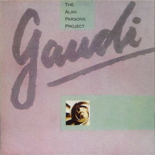 The Alan Parsons Project<br>Gaudi<br>LP (GERMAN pressing)