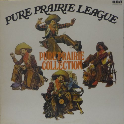 Pure Prairie League<br>Pure Prairie Collection<br>LP (UK pressing)