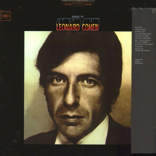 Leonard Cohen<BR>Songs of Leonard Cohen<br>(New re-issue)<br>LP