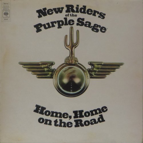 New Riders of The Purple Sage<br>Home, Home On The Road<br>LP (UK pressing)