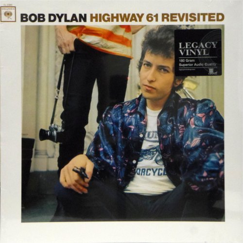 Bob Dylan<br>Highway 61 Revisited<br>(New 180 gram MONO re-issue)<br>LP