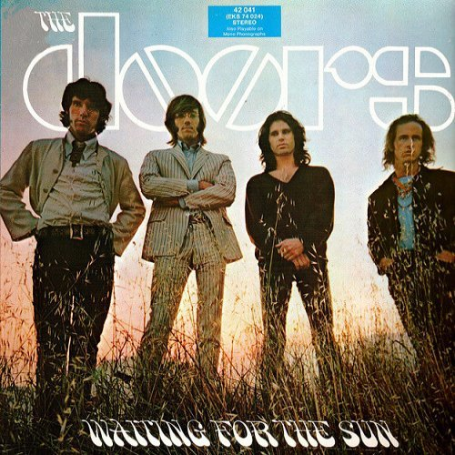 The Doors<br>Waiting For The Sun<br>(New 180 gram re-issue)<br>LP