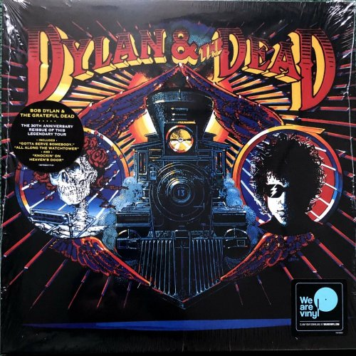 Bob Dylan<br>Dylan & The Dead<br>(New re-issue)<br>LP