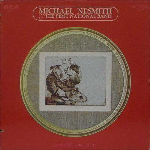 Michael Nesmith<br>Loose Salute<br>LP (US pressing)